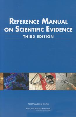 Reference Manual on Scientfic Evidence By National Research Council (U. S.)