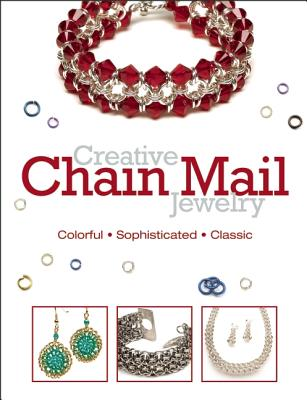 Creative Chain Mail Jewelry By Bead & Button Magazine (COM)